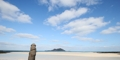 Ciel bleu à Jeju