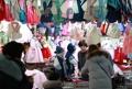 Marché de hanbok