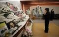 日本市民団体メンバー 慰安婦被害者を弔問