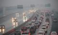 旧正月連休2日目 高速道路の渋滞始まる
