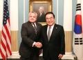韓国国会議長と米国務副長官