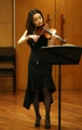 S. Korean violinist Kim Bomsori