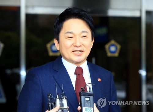 원희룡 제주지사, 벌금 80만원 확정 현직 유지…검찰 항소 포기