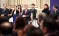 الرئيس مون يجتمع مع أصحاب الشركات الصغيرة الحجم