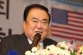 رئيس البرلمان الكوري الجنوبي يجتمع مع الجالية الكورية في نيويورك