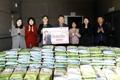 J-Hope fan club's donation