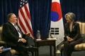 韓米外相が会談