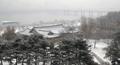 La Asamblea Nacional en medio de la nieve