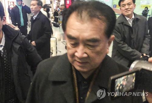 北김창선, 하노이 도착…北美 2차정상회담·국빈방문 준비 착수(종합)