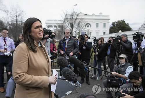 White House: Earlier sanctions on N. Korea remain in place
