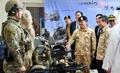 وزير الدفاع الكوري جونغ يزور الإمارات