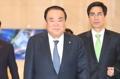 韓国国会議長 訪米終え帰国