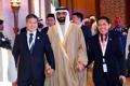 Ministro de Defensa en los EAU