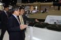 وزير الدفاع يحضر معرض الدفاع الدولي في أبوظبي