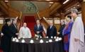 الرئيس مون يجتمع مع رؤساء المنظمات الدينية السبع