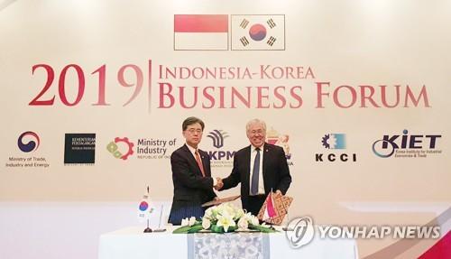 정부, 5년만에 인도네시아와 양자 무역협상 재개