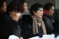 大韓航空機爆破事件の遺族 遺骨捜索要求