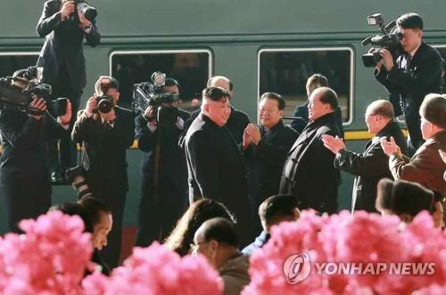 [북미회담 D-3] 김정은, 하노이行 '열차행군'…편의·시찰·철도연결 고..