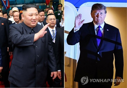 (US-NK summit) (News Focus) N.K.'s swift reporting on Kim's trip indicates efforts to craft image of normal state