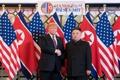 Kim Jong-un y Donald Trump se reúnen para una segunda cumbre