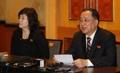 N. Korea says it wants partial sanctions relief