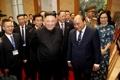 N. Korean leader meets Vietnamese PM