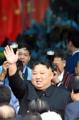 Kim Jong-un se embarca en su viaje de regreso a casa