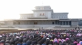N. Korean primary information workers pay tribute to founder