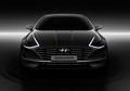Hyundai desvela el diseño del sedán Sonata de próxima generación