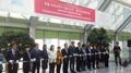 Inauguration de l'exposition «Infinités plurielles»