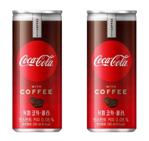 코카콜라, 커피콜라·에너지콜라로 글로벌시장 승부수