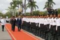 Garde d'honneur brunéienne