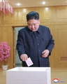 North Korea holds parliamentary elections