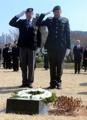 Un veterano neerlandés de la Guerra de Corea es enterrado en Corea del Sur