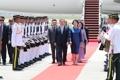 Garde d'honneur malaisienne