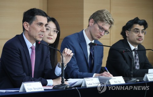 "IMF, 한국에 ""통화정책 완화돼야…확장적 재정정책 유지"" 권고(종합)"