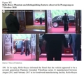 Violación de Pyongyang de las sanciones internacionales