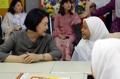 Clase de coreano en Malasia