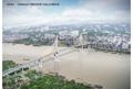 Plan du Pont de l'amitié Corée-Birmanie