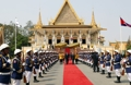 Moon Jae-in visita Camboya