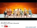 'IDOL' de BTS es visto más de 400 millones de veces