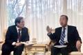 Ban Ki-moon será jefe del comité de lucha contra el polvo fino