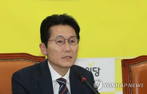 """윤소하 """"한국당, 더 늦기 전에 연동형 비례대표제 열차 타라"""""""