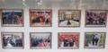 La embajada norcoreana exhibe fotos de la cumbre de Hanói