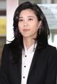 Samsung heiress attends shareholder meeting