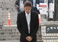 Jung Joon-young devant le tribunal