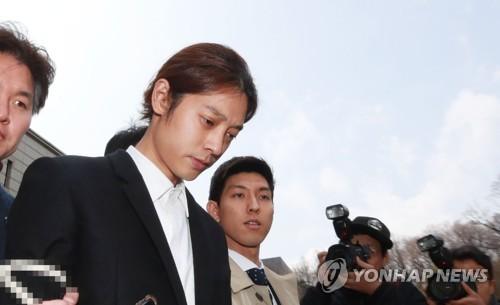 구속 정준영…팬 사랑 배신한 오디션 스타의 추락