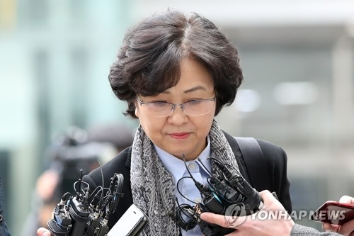 (2nd LD) Court denies arrest warrant for ex-minister over alleged abuse of power