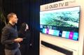 Nouveau téléviseur LG OLED