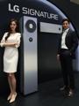 Nouveau climatiseur LG Signature